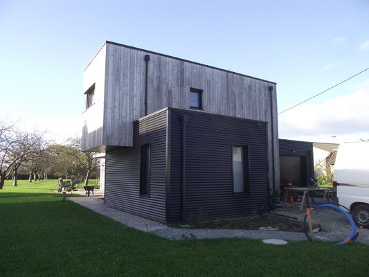 maison bois serru